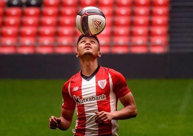 El Athletic cede a Ganea al Numancia hasta final de temporada