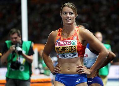 Dafne Schippers estará en Madrid, correrá por primera vez en España