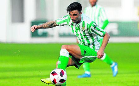 Roberto González Bayón (18) es uno de los puntales del Betis Deportivo de José Juan.