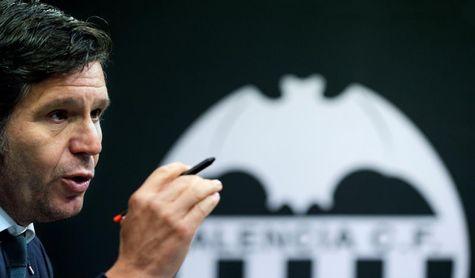 """Alemany dice no hay """"previsión"""" de destituir a Marcelino """"a corto plazo"""""""