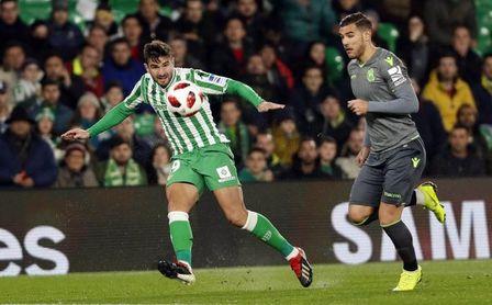 Así hemos vivido el Betis 0-0 Real Sociedad