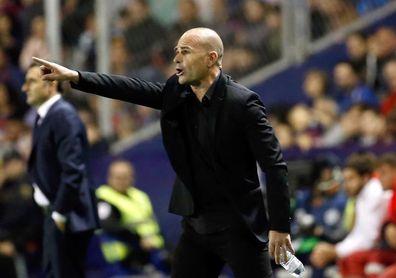 El Levante nunca ganó en sus visitas al Atlético, en las que suma un empate