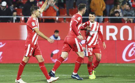 El Girona pierde a su mejor jugador contra el Betis