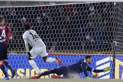 El Juventus no falla y avanza a cuartos de la Copa Italia junto a Milan y Lazio