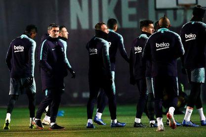 Messi, Suárez, Rakitic, Alba y Piqué vuelven a la convocatoria