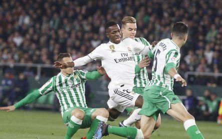 Así hemos vivido el Real Betis 1-2 Real Madrid