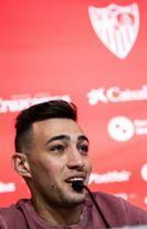 """Munir: """"Llegar a este gran club es una oportunidad muy bonita"""""""