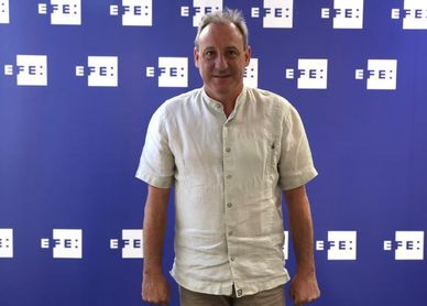 Fermín Cacho, presidente del nuevo club GO fit Athletics