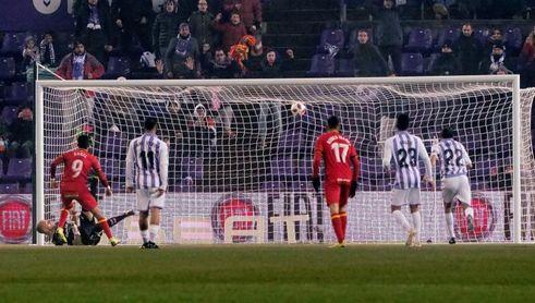 1-1. El Getafe pasa a cuartos de final gracias a un polémico penalti