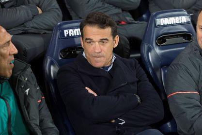 Luis García afirma que la Copa les puede dar la confianza que necesitan