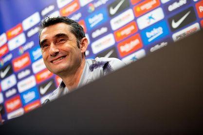"""Valverde sobre su renovación: """"Hay una buena sintonía"""""""