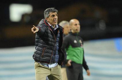 Alguacil no pudo romper el ´gafe´ de la Real en la Copa.