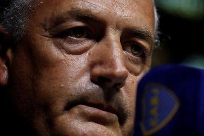 Gustavo Alfaro estrena su ciclo en Boca Juniors con una derrota ante Unión
