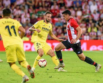 El Athletic buscará su segunda victoria consecutiva en Villarreal