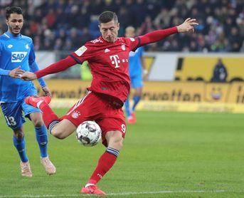 Goretzka y Lewandowski le dan la victoria al Bayern ante el Hoffenheim