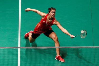 Carolina Marín, a la final del Masters de Malasia tras ganar a Saina Nehwal