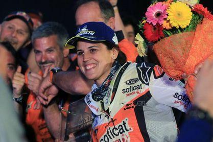 """Laia Sanz: """"Ha sido un resultado sorprendente"""""""