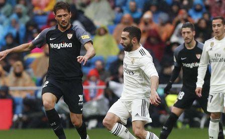 Así hemos vivido el Real Madrid 2-0 Sevilla