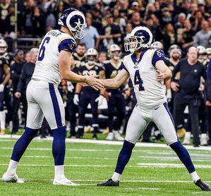 23-26. Rams ganan a Saints y llegan al Super Bowl envueltos en la polémica