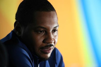 Los Houston Rockets traspasan a Carmelo Anthony a los Chicago Bulls