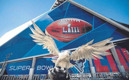 Bienvenidos al espectáculo de la Super Bowl