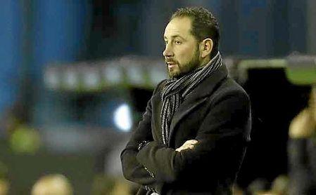 Machín contempló en Vigo cómo un rival muy limitado fue superior a su equipo.