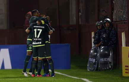 El Unión La Calera debuta internacionalmente ante el Chapecoense