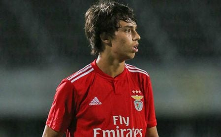 Así es Joao Félix, la nueva perla del fútbol europeo.