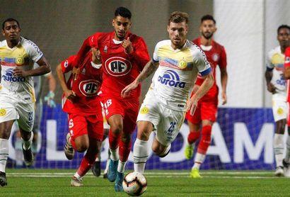 0 0 Chapecoense Empata Ante Union La Calera En Su Regreso A La Sudamericana Estadio Deportivo
