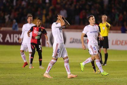 Melgar venció 1-0 a la Universidad de Chile — Copa Libertadores