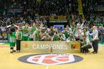 Betis Baloncesto 80-70 Bilbao Basket: ¡Por un Betis campeón!