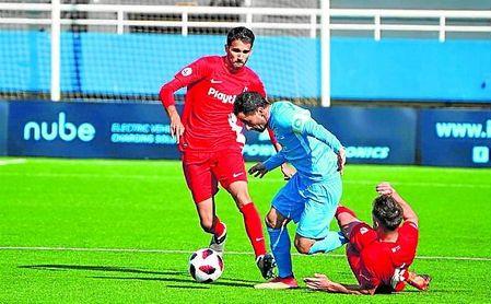 El Sevilla Atlético se volvió de vacío de tierras talaveranas, pese a que mereció al menos puntuar.