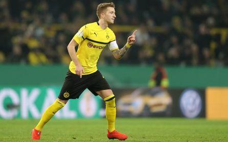 El Dortmund viaja a Londres sin Reus y en horas bajas