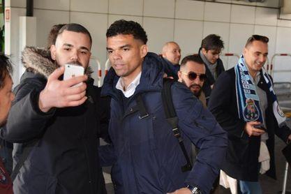 """Pepe: """"He ganado mucho con Casillas y espero seguir haciéndolo en el Oporto"""""""