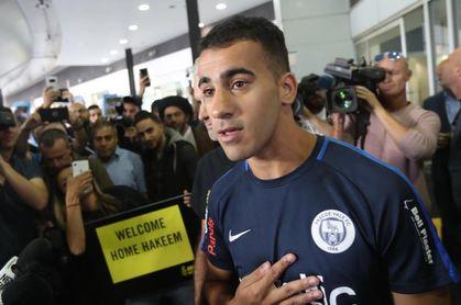 El futbolista bareiní llega a Australia y pone fin a su pesadilla en Tailandia