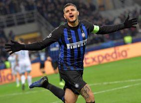 Icardi, cada vez más lejos del Inter