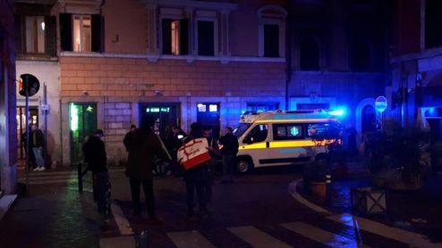 Tres españoles reciben el alta tras resultar heridos en una pelea en Roma