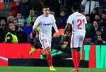 El Sevilla rebaja el primer pago por Arana y espera la respuesta del Corinthians
