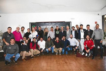 Arranca el torneo internacional de Pádel Ciudad de Sevilla.