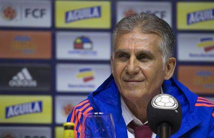 La selección colombiana de fútbol jugará el 26 de marzo un amistoso contra Corea del Sur en Seúl