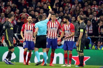 2-0. Un gran Atlético devora al Juventus
