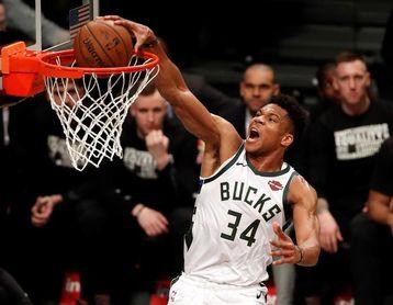 Los Bucks de Antetokounmpo son el equipo a batir; Warriors, favoritos al título