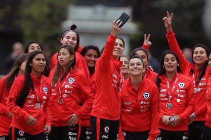 Chile jugará dos amistosos con Jamaica, preparatorios para el Mundial