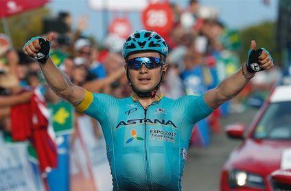 Lutsenko gana su segundo Tour de Omán, Jesús Herrada tercero