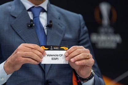 Valencia-Krasnodar en octavos de final