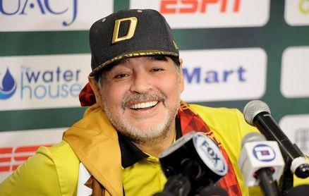 Maradona crítica que argentinos quieran jugar para el Tri