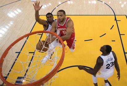 93-94. Gordon lidera séptima victoria seguida de Rockets; Doncic, doble-doble