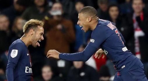 """Florentino Pérez: """"¿Neymar o Mbappé? Me quedo con los dos"""""""