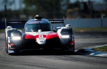 Alonso vuela en Sebring e intentará reforzar su liderato desde la ´pole´