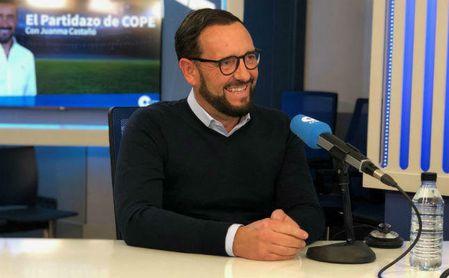 """José Bordalás: """"Hasta terminar la temporada no quiero saber nada de ofertas"""""""